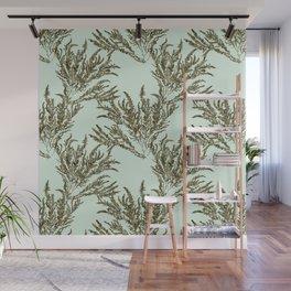 Seaweed Plant Wall Mural