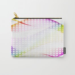 abstract colorful tamplate Carry-All Pouch