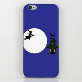 Witches Cottage iPhone Skin