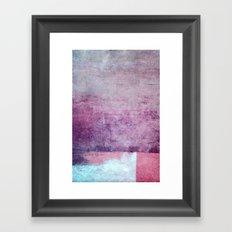 wallpaper series °3 Framed Art Print