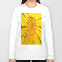 sunshine Long Sleeve T-shirts featuring Sunshine by Louisa Catharine Photography
