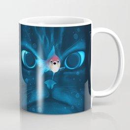 Cat Fish Coffee Mug
