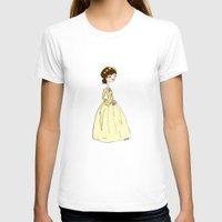 cinderella T-shirts featuring Cinderella by Little Moon Dance