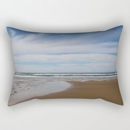 Where Sky Meets Sea Rectangular Pillow