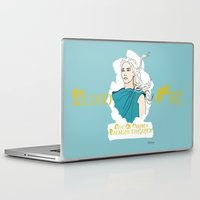 danny haas Laptop & iPad Skins featuring Danny by JessicaJaneIllustration