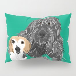 Max and Jimmy Pillow Sham