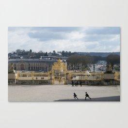versailles gates Canvas Print