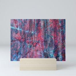 Lateral thinking Mini Art Print