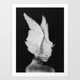 Women 10 Art Print