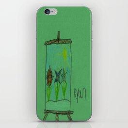 #3. Artist's Result iPhone Skin