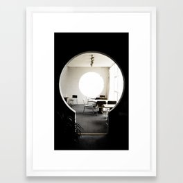 Ideas Framed Art Print