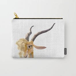 Zootopia~~Gazelle Carry-All Pouch
