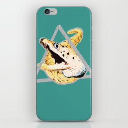 VERDIGRIS iPhone Skin