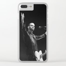 Placebo_08 Clear iPhone Case