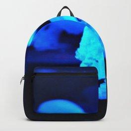 Aqua Blue Jellyfish Backpack
