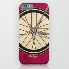 Single Speed Bicycle Slim Case iPhone 6s