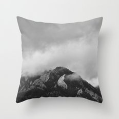 Front Range after the Floods Throw Pillow