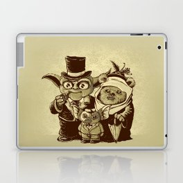 a (very) long time ago Laptop & iPad Skin