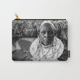 Masai Grandma Carry-All Pouch