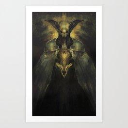 The Mothman Prophecies Art Print