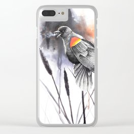 Secrets Meant for Telling Clear iPhone Case
