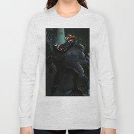 Venom battle Long Sleeve T-shirt