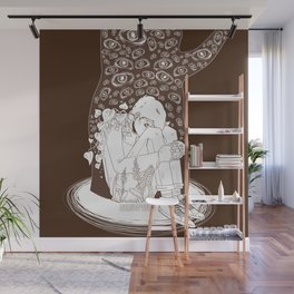 Scry Wall Mural