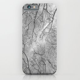 Trees are poems that earth writes upon the sky......K.Gibran iPhone Case