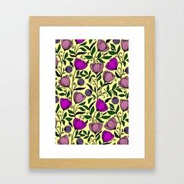 Cinch  Flowers Framed Art Print