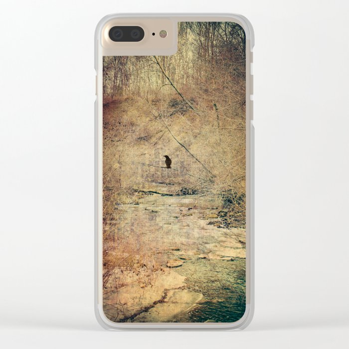 Forever Dreamin' The Dream Clear iPhone Case