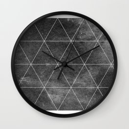 OVERCΔST Wall Clock