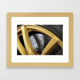 Abstraction 2 Framed Art Print