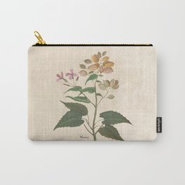 Honesty - botanical Carry-All Pouch