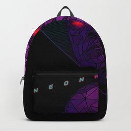 Neonnight 80s cyborg Backpack
