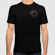 The Cube 12 Black Mens Fitted Tee MEDIUM