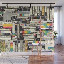 VHS Wall Mural