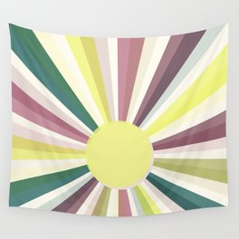 Summer in the City Wall Tapestry
