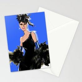 Little Black Dress no.5 Stationery Cards