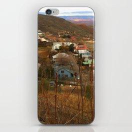 Hillside View iPhone Skin