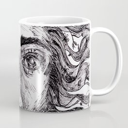 Dryad and Niad Hybrid  Coffee Mug