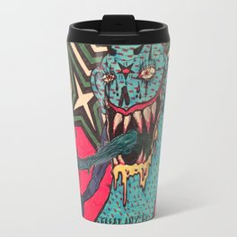DEMON GOD 'FREAK ANY HO' Travel Mug
