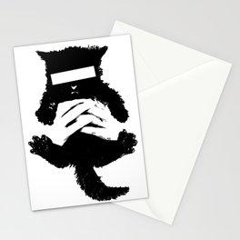 Bad Kitty Stationery Cards
