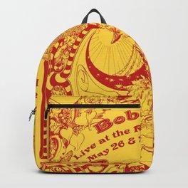 1966 Bob Dylan Live at Royal Albert Hall Concert Gig Poster Backpack
