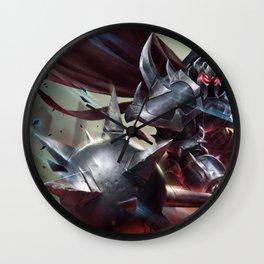 Classic Mordekaiser League Of Legends Wall Clock