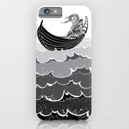 Death At Sea iPhone Case