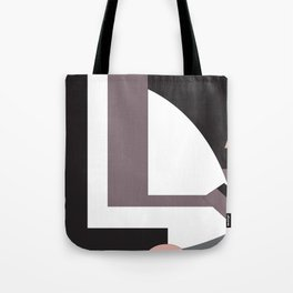 Simply black and white? Not always…. Tote Bag