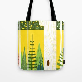 Joyful Trees Tote Bag