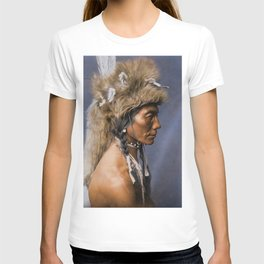 Yellow Kidney - Piegan - Blackfoot American Indian T-shirt