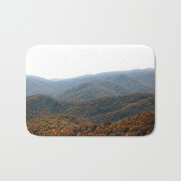 Bad Fork Valley No 1 Bath Mat