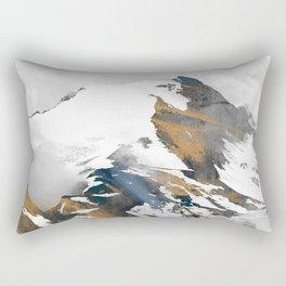 mountain 10 Rectangular Pillow